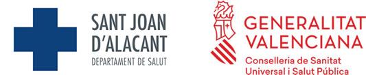 Departamento de Salud Alicante – Sant Joan D'Alacant Logo